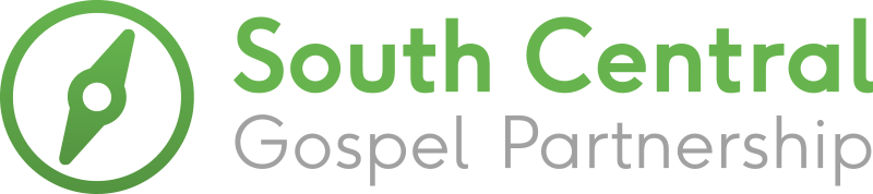 South Central Gospel Partnership Logo
