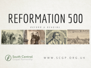 Reformation500 evening talks